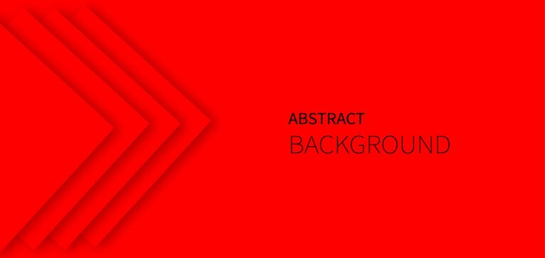 premium red abstract background
