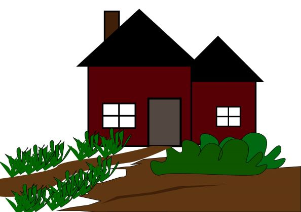 house clipart free