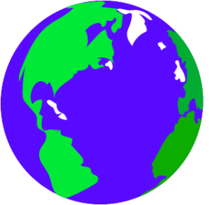 earth clipart transparent background
