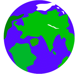 green earth clipart png
