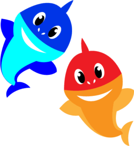 baby shark clipart png