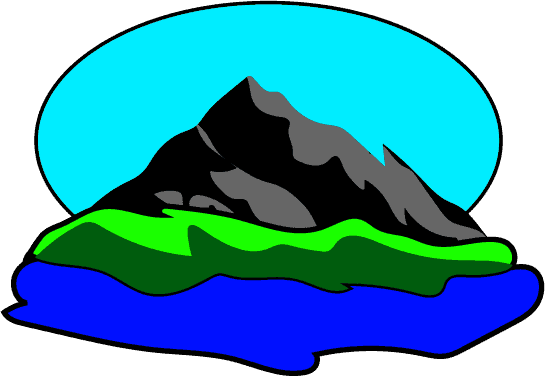 20+ Best mountain clipart download free