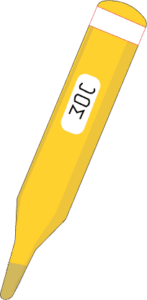 thermometer clipart png
