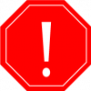 alert icon red