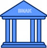 bank icon vector png image