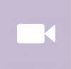 facetime icon aesthetic beige