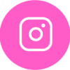 Instagram icon aesthetic pink