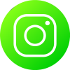 instagram icon green png