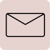 mail icon aesthetic black
