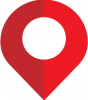 map pin icon red