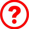 red question mark icon png