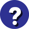 blue question mark png