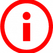 email red alert icon