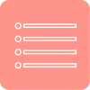 reminders icon aesthetic pink