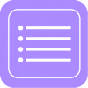 reminders icon aesthetic blue