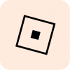 roblox icon aesthetic black and pink