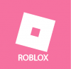 aesthetic roblox icon pink
