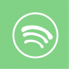 spotify icon aesthetic green