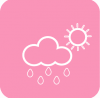 whether icon aesthetic pink